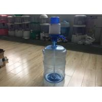 Plastic Manual Drinking Water Hand Pump 5 Gallon Water Dispenser Pump No Toxic Manufactures