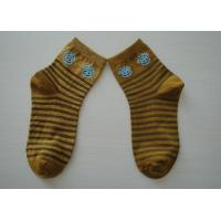 Comfortable Winter Cotton Thick Warm Socks Striped for Baby And Kids Manufactures
