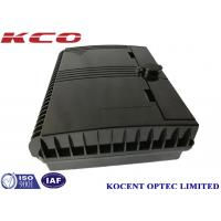 KCO-ODP-16B Fibre Optical Splitter Terminal Distriution Junction Box 1*16 Water-proof Black White ABS+PC Manufactures