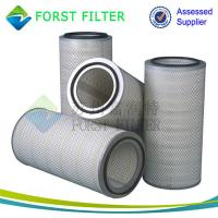 Forst Polyester Paper Air Dust Cartridge Industry Pleated Dust Filter Supplier Manufactures