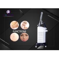 40W Power Acne Scar Removal Machine Sun Damage Recovery With 8.4 Inch LCD Touch Screen Manufactures
