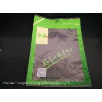 Heat Sealable Zipper Bag /  Food Packaging Pouches Plastic for Dry Fruit Manufactures