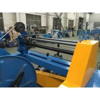 China User Friendly Cable Extrusion Machine / Plastic Cable Double Twister on sale