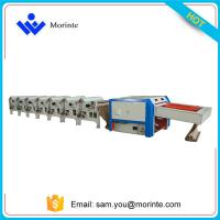 High capacity cotton polyester yarn waste hard waste recycling machine for spinning Manufactures