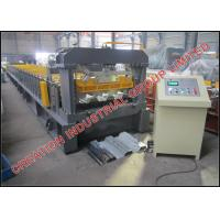 Automatic Industrial Steel Floor Deck Bending Machine with Hydraulic Cutter and Metal Roll Former Equipment Manufactures