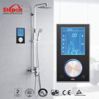 Thermostatic Instant Heating Shower Control Panel Manufactures