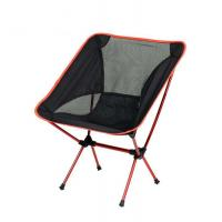 China Stable Foldable Camping Chair For Hiking Picnic Easy Installation Safe Seating on sale