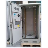 ET8080155:19 Inch Rack  Outdoor Telecom Equipment Enclosure With Air Conditoiner Or HEX Manufactures