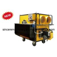 Floor Type Waste Oil Heater with Casters (SIN0787) Manufactures