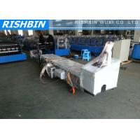 Octagon Steel Tube Pipe Cold Roll Forming Machine with Flying Saw Cutting