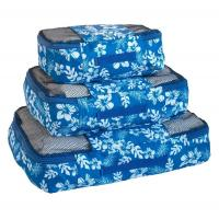 Buy cheap Multipurpose Floral Soft Packing Organisers Tear Resistant Convenient Foldable from wholesalers