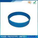 Custom Rapid Prototyping Production Silicone Mold Vacuum Casting Silicone Bracelet Manufactures