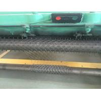 Electro Galvanized Wire Netting Machine / Welded Wire Mesh Machine For Fence Netting Manufactures