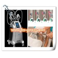 Buy cheap 100% Fat Freezing Cryolipolysis Cold Body Sculpting Machine With Large Cryo from wholesalers