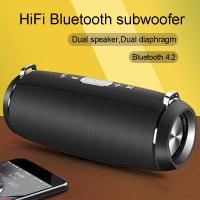 BK-LN25 Bluetooth Speaker HiFi Outdoor Megaphone Support TF Card FM Radio Aux Manufactures