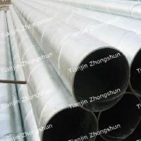 China Galvanized Spiral Pipe on sale