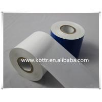 China Resin material pure white tr3370 printer ribbon on sale