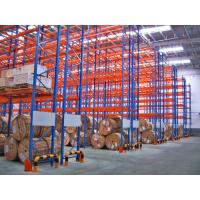 Powder Coating Heavy Duty Pallet Racking , Selective Pallet Rack For Storage Center Manufactures