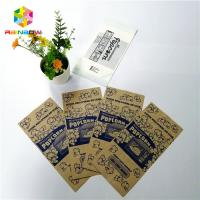 China Heat Seal Snack Bag Packaging Biodegradable Recycled Snack Food Popcorn Storage on sale