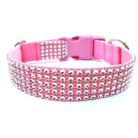 Luxury Dog Collar Rhinestone Collars GCDC-058F Manufactures