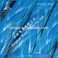38mm HMPE MOORING ROPES both ends eye spliced Manufactures