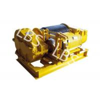 Fast Speed 2000kg 2 Ton Electric Winch Machine For Lifting Crane Manufactures