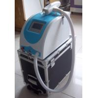 Q Switched ND YAG Laser Tatoo And Spot Removal Beauty Machine / Equipment Manufactures
