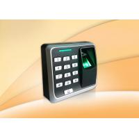 Buy cheap Easy access control terminal with keypad from wholesalers
