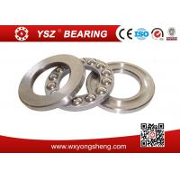 High Speed Thrust Ball Bearing with Flat Seats , F3-8M F4-9M F4-10M F5-10M Manufactures