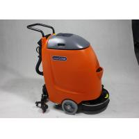 Long Cleaning Radius Industrial Floor Cleaning Machines With 20M Power Wire Manufactures