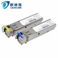 China Hot sale 1.25G//S 20km Bidi LC SFP Transceiver with Advantage Price wholesale
