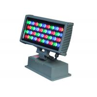 High Lumen 36pcs LED Stage Flood Lights Full Color Lighting Waterproof RGB Lamp CE & RoHs LED Wall Washer Manufactures
