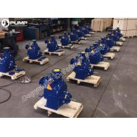 China Tobee® TSP Non-clogging Self-priming Trash Pump are similar to Gorman pump on sale