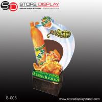promotional display standee up Manufactures