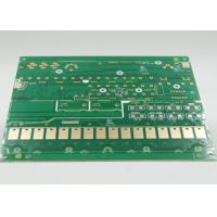Green Solder Mask Aluminum / FR4 PCB Fabrication Service with Gold Plating Manufactures