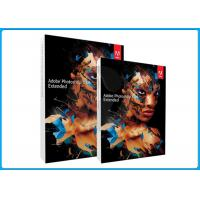 English Adobe Graphic Design Software photoshop cs6 extended full version Manufactures