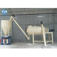 1 - 3m3/H Capacity Dry Mix Plant Wall Putty Powder Making Machine SGS Manufactures