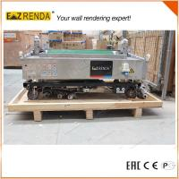 China Fully Auto Spray Render Machine , Building Plaster Machine Easy Move on sale