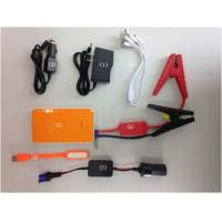 car jump starter power bank, provide emergency start for 12V the automobile Manufactures