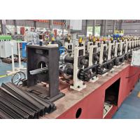 China 0.6-0.8mm CZ Channel Roll Forming Machine , Profile Forming Machine Long Life on sale