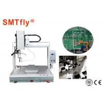 Printed Circuit Boards Robotic Selective Soldering Machine PID Controlled SMTfly-411 Manufactures