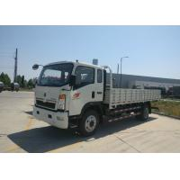 Buy cheap 4*2 SINOTRUK HOWO 5-10t Light Duty Trucks With 4.2t Rear Axle EURO 2 Emission from wholesalers
