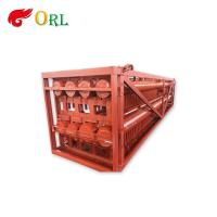power station CFB boiler heat exchanger boiler ionic boiler header ORL Power ASTM certification manufacturer Manufactures