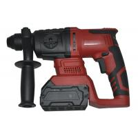 Multi Functional DC Cordless Rotary Hammer Drill 18V For Steel / Wood Manufactures