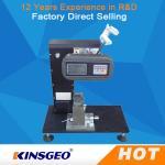 Charpy Izod Imapct Rubber Testing Machine / Melt Flow Index Units ISO179-2000