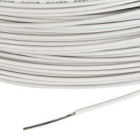 China Colorful Teflon Insulated Silver Wire , Teflon Covered Wire OD Tolerance 0.10mm on sale