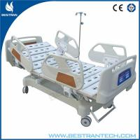 Embedded - Operating Electric Hospital Beds for ICU Room , ABS Handrails Manufactures
