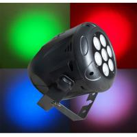 High Quality LED Par Can Lights 7 x 9w Mini Par Cans RGB Stage Lighting Super Bright for Concert Holiday Manufactures