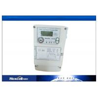 Three Phase Four Wire Energy Meter  , Electronic Active Energy Meter Manufactures