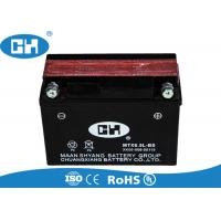 125cc / 150cc High Output Motorcycle Battery , High Performance Suzuki Motorcycle Battery Manufactures